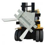 Forklift Rotator Eranskina salgai